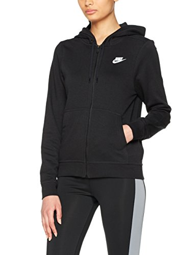 Nike Women's Full Zip Hooded Jacket, Womens, Full-Zip
