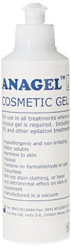 Gel Anagel per depilazione laser 250 ml