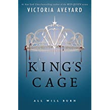 King's Cage (Red Queen, Band 3)