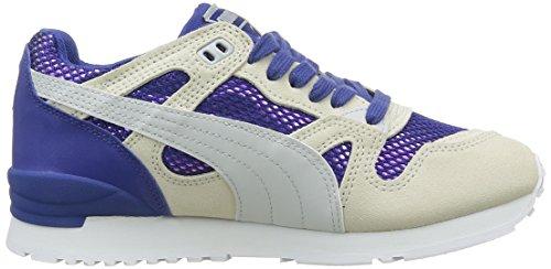 Puma Damen Duplex Og Remast Sneaker Blau - Bleu (Mazarine Blue/Birch/Glacier Gray)