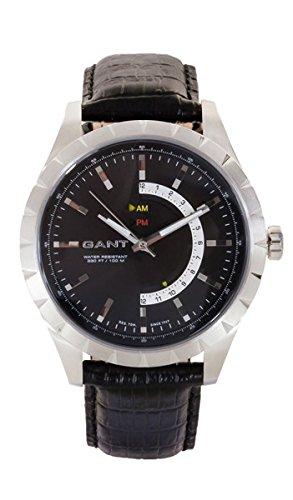 Gant Men's Watch Boxford W10771Black Leather