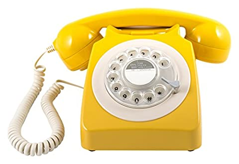 GPO - 746 retro rotary dial phone in