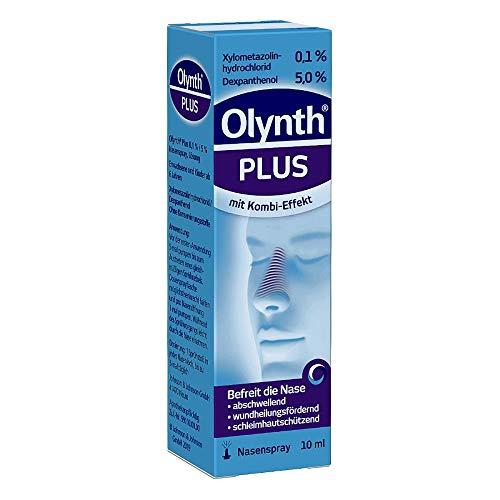 Olynth Plus 0,1{8e5d765b7ba2114717438aabfc303178d9eac68bde7a02f14bb5f4863b1d425c}/5{8e5d765b7ba2114717438aabfc303178d9eac68bde7a02f14bb5f4863b1d425c} für E 10 ml