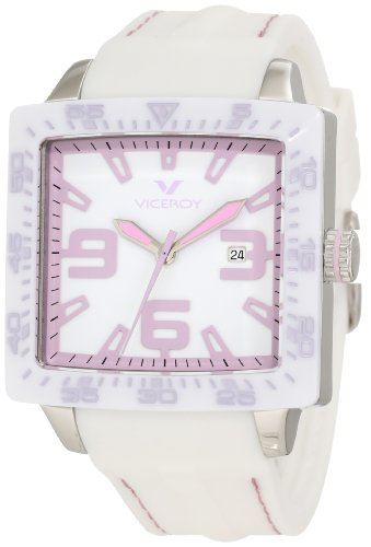 Reloj Viceroy Fun Colors 432099-75 Unisex Blanco