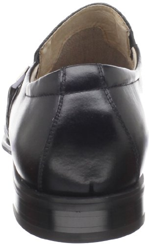 Stacy Adams Beau Hommes Cuir Mocassin Black