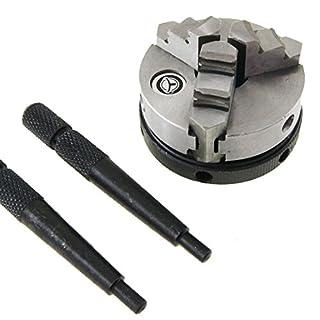 105218053Kiefer selbst Zentrierung Armbanduhr Schöpfern Schmuck DIY Mini-Chuck 50mm