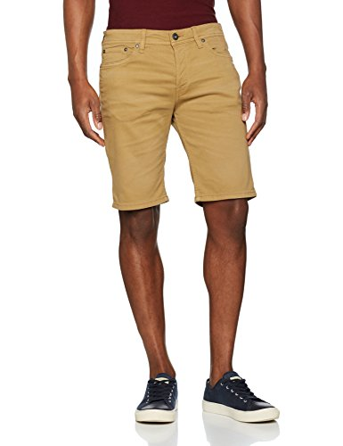 JACK & JONES Herren Shorts Beige (Kelp)
