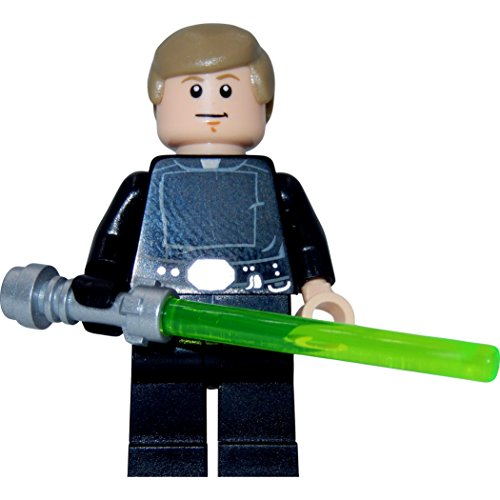 LEGO Star Wars - Luke Skywalker mit Laserschwert - Neuheit - Star Wars-luke Skywalker Lego
