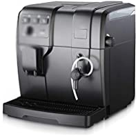 LJHA kafeiji Máquina de café Italiana, pequeña máquina de Granos de café de Espuma de