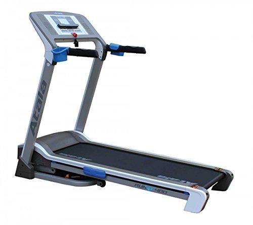 Atala Tapis électrique runfit 4000410035400Argent Maison de Place de fitness