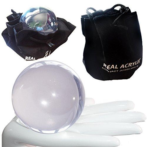 acrilico-reale-contatto-sfera-trasparente-85-millimetri-385g-e-custodia-protettiva
