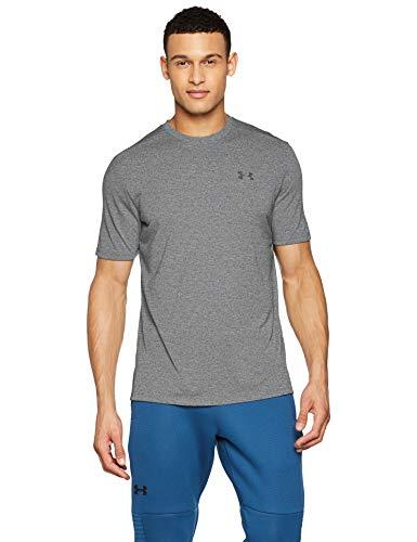 Under Armour Herren T-Shirt Threadborne Siro, ultraweiches Sportshirt, kurzärmliges und schnelltrocknendes Trainingsshirt mit enger Passform