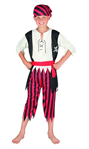 Jack (Seemann-kostüm Für Jungen)