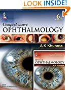 #8: Comprehensive Ophthalmology (Free Booklet: Review Of Ophthalmology)