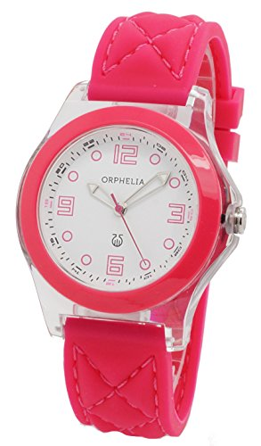 Damen-reloj ORPHELIA analógico 122-1728-17