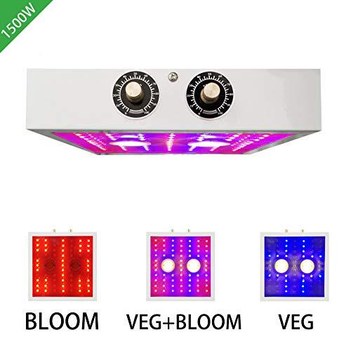 STTA Wachsen Licht, LED-Full Spectrum 1500w 2COB