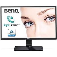 "BenQ GW2470HL - Monitor FHD LED Eye-Care DE 23.8"" (1920 x 1080, Va, Tecnología Low Blue Light Plus, Flicker-Free, Alto Contraste Nativo 3000:1, HDMI, Diseño bizel Fino)"