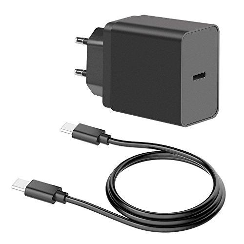 LOPOO Type C Cable(1M) USB Cargador Type C Cable de Carga de Nitendo Switch Tipo C Conector de Carga para Dispositivo de Type C Compatibles