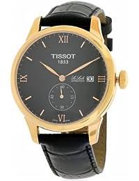 Tissot t0064283605801T-Classic reloj para hombre esfera de color negro