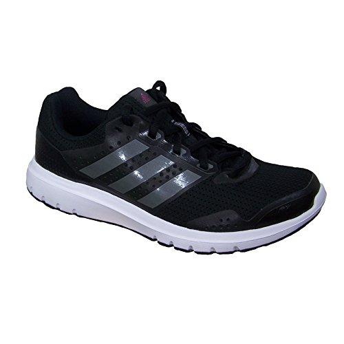 adidas Duramo 7 W Damen Laufschuh schwarz, Farbe:Schwarz;Größe:40 2/3 UK-7