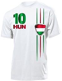 UNGARN FANSHIRT - Herren T-Shirt Gr.S bis XXL