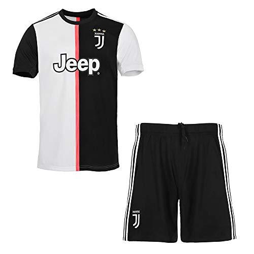 Cicik Fußball Jersey und Shorts Club Team (Heim und Auswärts) Customized 2019-2020, Jeder Name und Nummer personalisiert für Männer Kinder Erwachsene Jungen Jugend