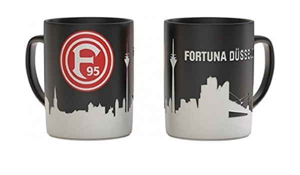 Fortuna D/üsseldorf Fr/ühst/ücksbrettchen 2er-Set