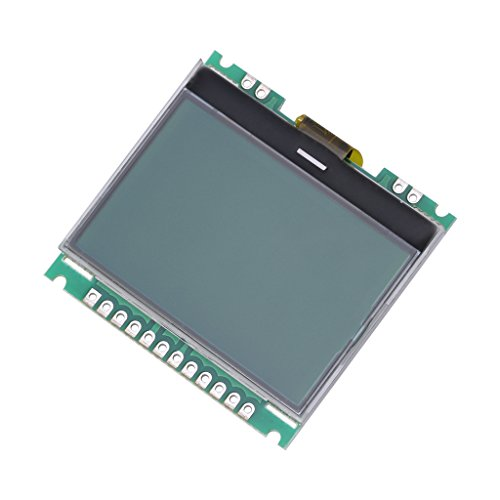 LLAni 12864 128 x 64 Serial SPI Graphic COG LCD Module Display Screen Built-in LCM Monochrom-lcd-display