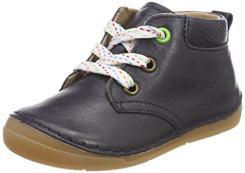 Froddo Unisex-Kinder Children Shoe G2130131 Mokassin, Blau (Dark Blue), 21 EU