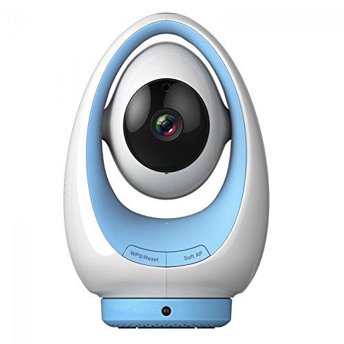 Foscam FOSBABY-P1-BLUE IP-Cam blau (Foscam Ip Cam)