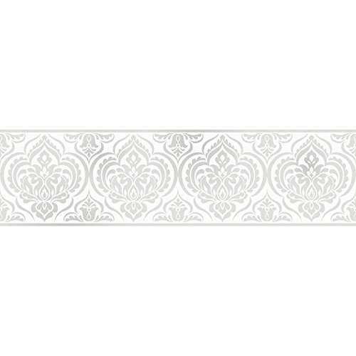 fine-decor-glitter-white-silver-damask-pattern-border-glitz-wallpaper