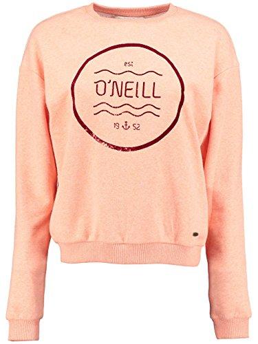 O'Neill Lw Easy Sweat-shirt papaya punch