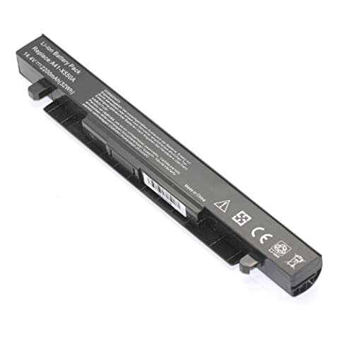 Livraison Gratuite / Batterie compatible pour ordinateur PC Portable ASUS X550L A41-X550, 14.4V 2200mAh, NOTE-X / DNX