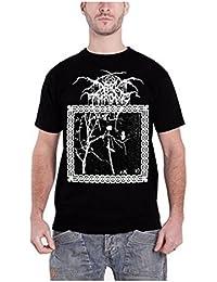 Darkthrone - T-Shirt Moon (in XL)