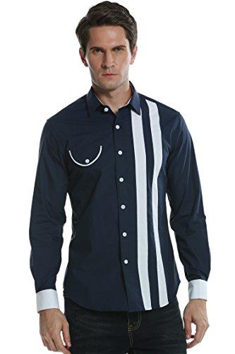 coofandy-mens-dress-shirts-contrast-color-button-downcasual-shirts