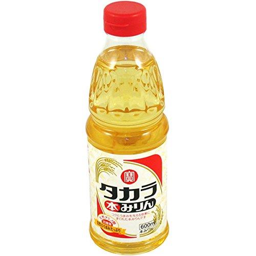 Hon Mirin (der Echte) 13% Alc. Reiswein zum Kochen, Süßer Kochreiswein Honmirin aus Japan