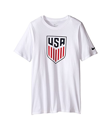 Nike Youth USA Crest T-Shirt (weiß) (klein)