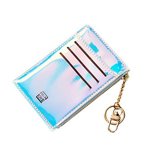 Mitlfuny handbemalte Ledertasche, Schultertasche, Geschenk, Handgefertigte Tasche,Neue geldbörse mode einfarbig schlüsselkarte multifunktions mini brieftasche