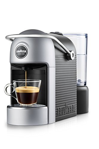 Lavazza - Cafetera Jolie Plus, 1250 W, color plata