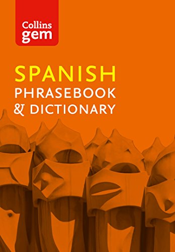 Collins Spanish Phrasebook and Dictionary Gem Edition: Essential phrases and words (Collins Gem) por Collins Dictionaries