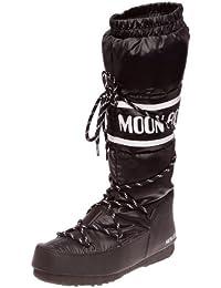 Moon Boot W.E. Duvet 24001700 - Botas para mujer, Negro (Noir (Nero)), EU 37