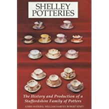 Shelley Potteries: The History and Production of a Staffordshire Family of Potters