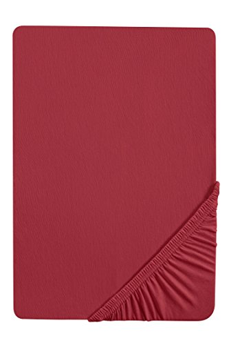 Biberna 02744, coprimaterasso in flanella con angoli elasticizzati deluxe, marrone, 140 x 200 cm