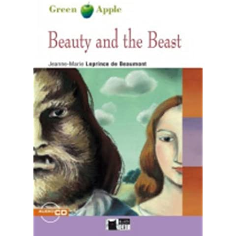 Beauty And The Beast. Book (+CD) (Green apple)