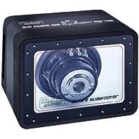 MAC Audio ICE CUBE Nero Serie 108A–Subwoofer Attivo Bandpass