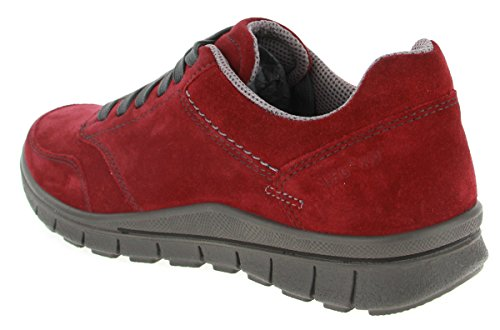 Legero Salo, Baskets Basses Femme Bordeaux