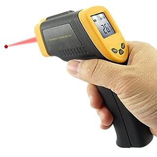Infrarot Laser/Pyrometer/Thermometer handgehaltene Reichweite -50 bis 380 Deg.C by DELIAWINTERFEL