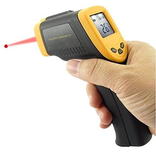 Infrarot Laser/Pyrometer/Thermometer handgehaltene Reichweite -50 bis 380 Deg.C by DELIAWINTERFEL -