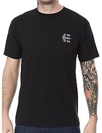 Tee shirt Etnies Bones Splatter Noir