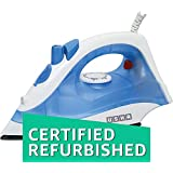 (CERTIFIED REFURBISHED) Usha Steam Pro SI 3713 1300-Watt Steam Iron (White/Blue)